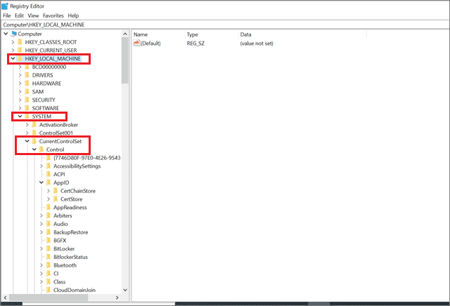 registry editor to fix application has been blocked from accessing graphics hardware issue