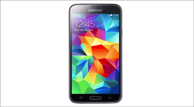 samsung galaxy s5 smartphones with removable batteries