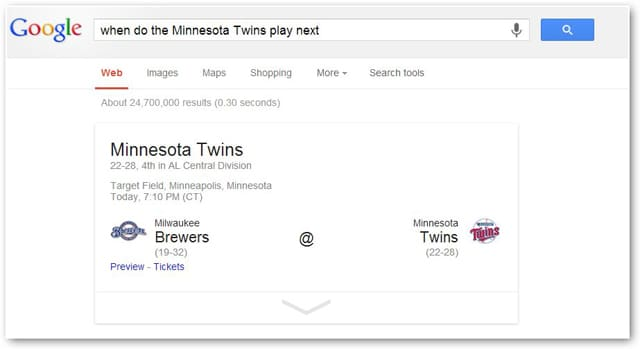 viewing-game-time-search-results