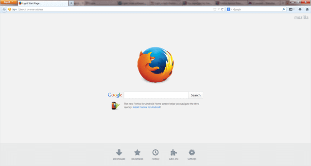 Nnew-tab-page-in-firefox-light