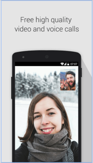 soma free call app facetime for android