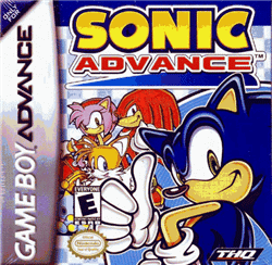 sonic advance best gba games