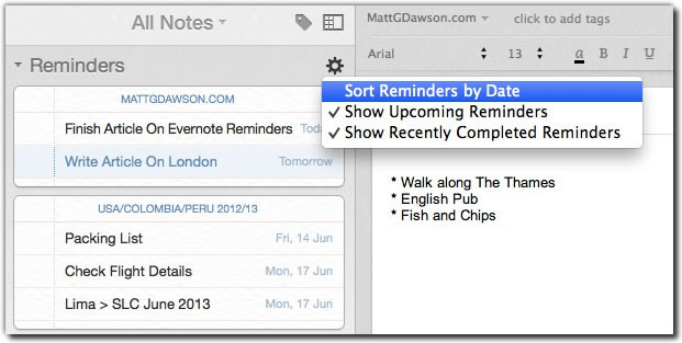 sorting-evernote-reminders