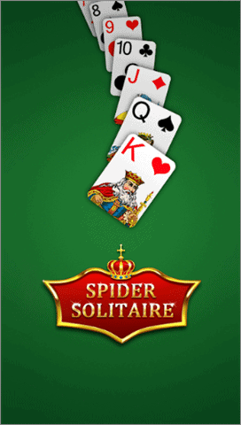 spider solitaire Android card games