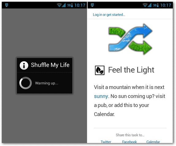 android-shuffle-my-life-app-mobile-site
