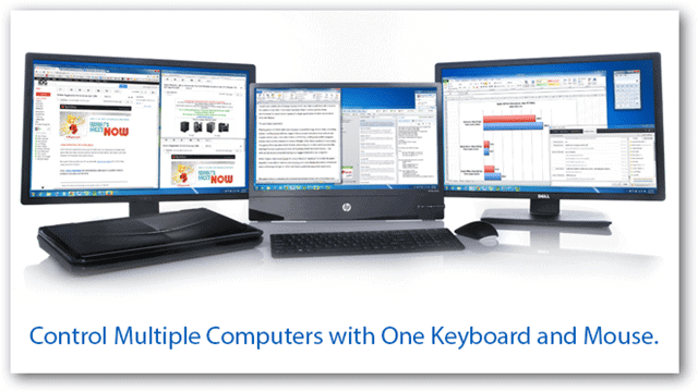 Control-Multiple-Computers-with-One-Keyboard-and-Mouse