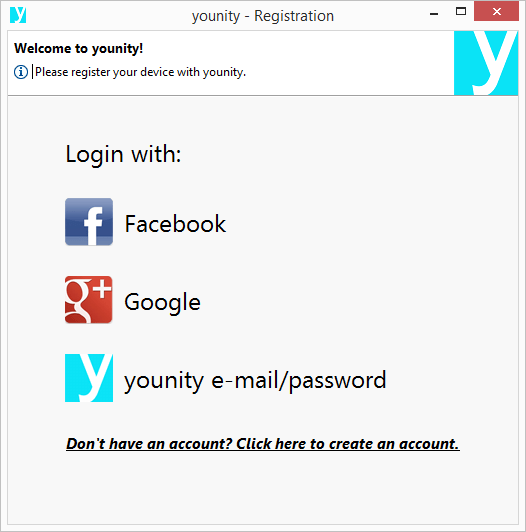 Login-to-Younity-in-Windows