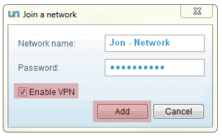 Join-a-new-network-in-Comodo-Unite
