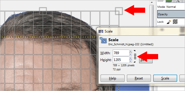 An Easy to Follow Tutorial to Swap/Combine Faces in GIMP