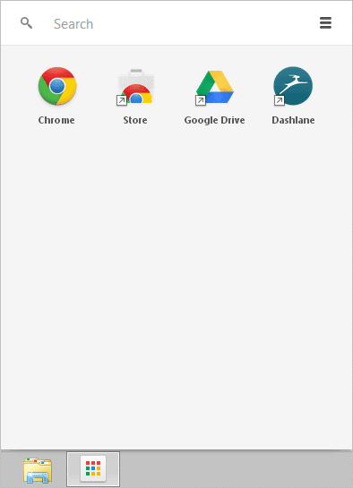 Google Chrome App Launcher Aims to Bring Chrome Apps to the