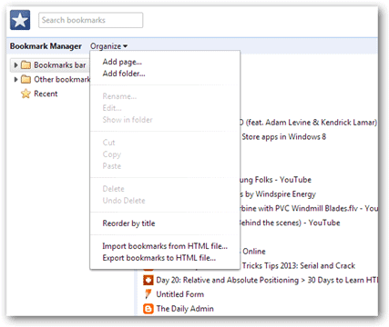 Your Definitive Guide to Managing Bookmarks in Chrome