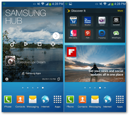 samsung-hub-bloat-stock-widgets
