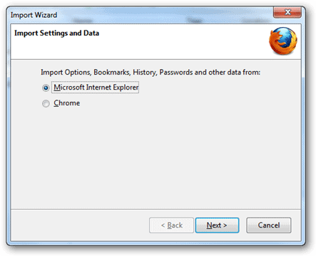 Import-Data-From-Another-Browser