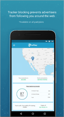 surfeasy best vpn for android
