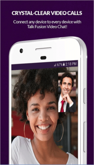 facetime for android Talk Fusion Video Chat