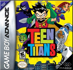 teen titans best gba games of all time