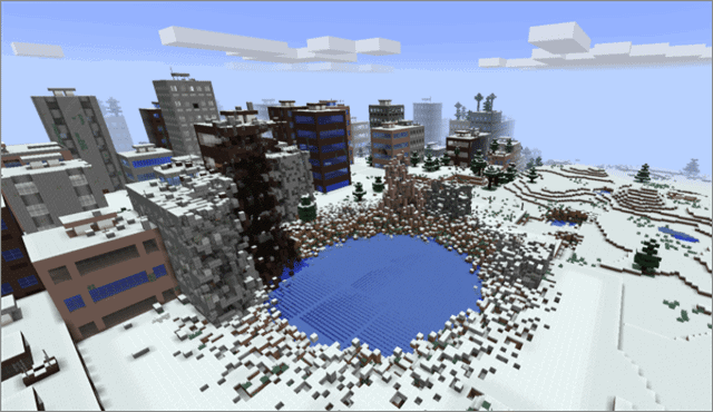 the lost cities minecraft 1.14