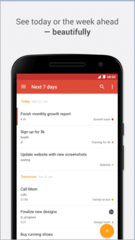 todoist reminder app android