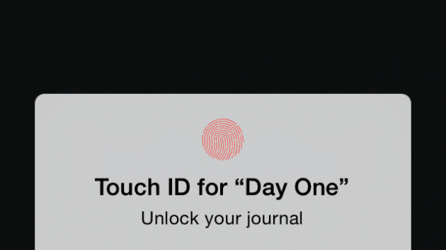 touch id 6