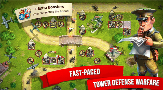 toy defence best android strategy games