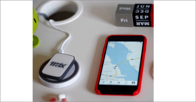 trax gps tracker for kids
