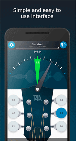 ultimate guitar tuner app
