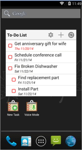 ultimate to do list reminder app android
