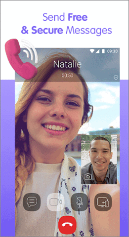 viber messenger best video calling android apps