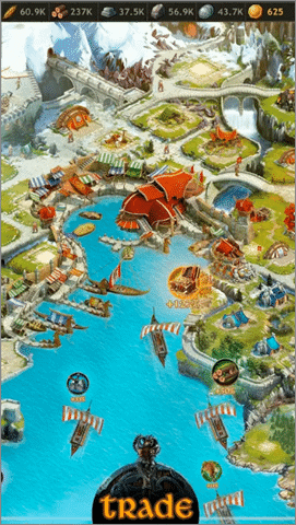 vikings war of clans games like clash of clans