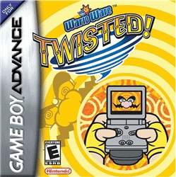 warioware twisted gba games