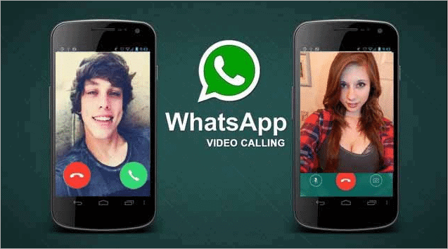 whatsapp facetime for android