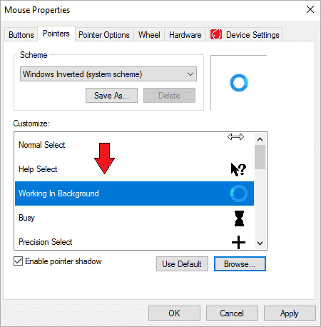 how-to-change-mouse-cursor