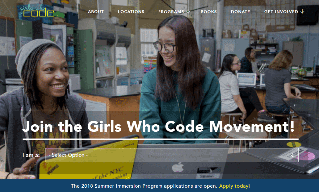 womens day girls who code