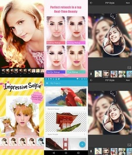 android-selfie-apps-ios-equivalents