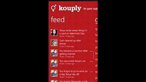 Apps for Couples -- Couple Apps: Kouply on Windows