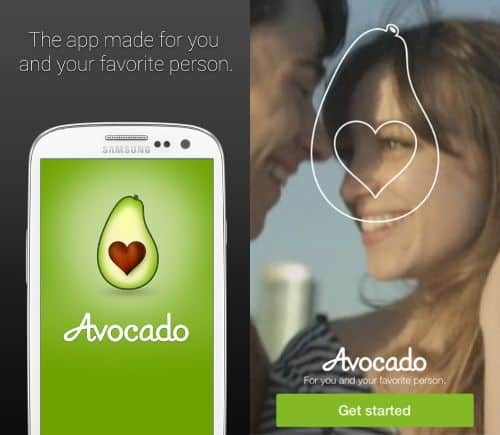 Apps for Couples -- Couple Apps: Avocado