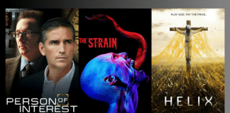 TV Sitcoms: Person of Interest, The Strain, Helix