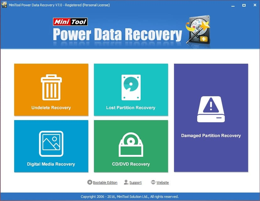 power-data-recovery-interface