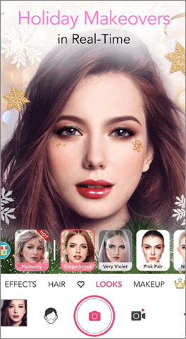 youcam makeup augmented reality applications