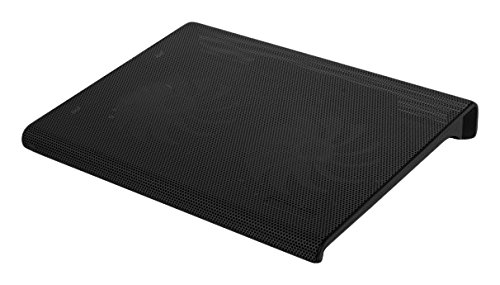 Aluratek Slim USB Laptop Cooling Pad (Supports Up to 17') - ACP01FB