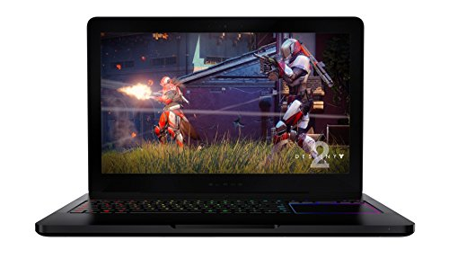Razer Blade Pro 17: Gaming Laptop - 120Hz Full HD IPS Display - Intel...