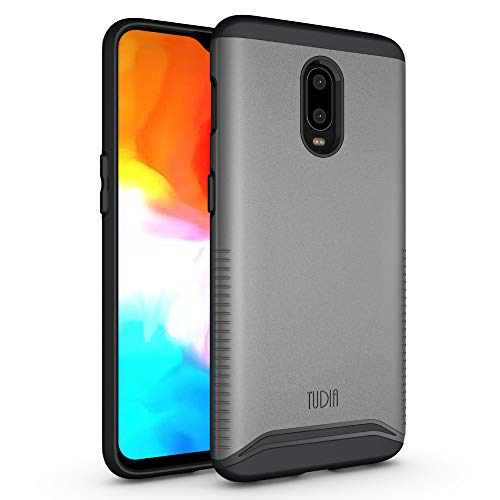 TUDIA Rugged Drop Protection Merge Series Designed for OnePlus 6T Case,...