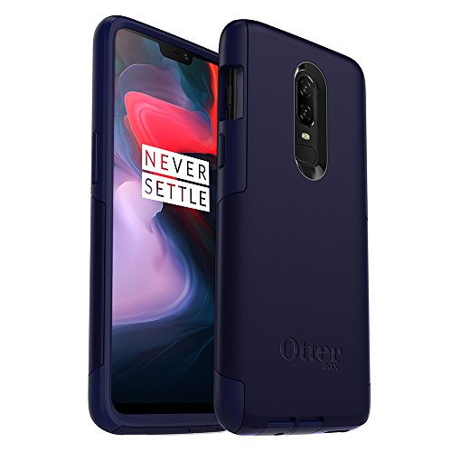 OtterBox Commuter Series Case for OnePlus 6 - Retail Packaging - Indigo Way...