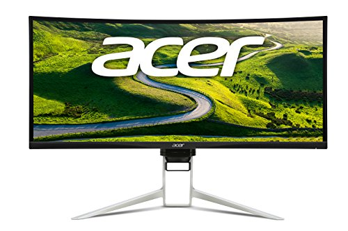 Acer Gaming Monitor 37.5' Ultra Wide Curved XR382CQK bmijqphuzx 3840 x 1600...