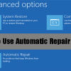 How to Run Automatic Repair in Windows 8