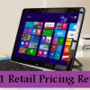 Windows 8.1 Retail Pricing Announced