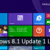 First Look at the Windows 8.1 Update 1, Major Changes Coming to the Start Screen and Taskbar