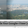 Permalink To How to Hide Your Google+ Profile Views Count