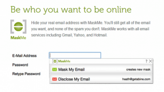 Hide Your E-mail Address and Never Give It Away Again with MaskMe