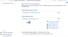 Use BitLocker to Encrypt and Protect Your Windows 8 Drives